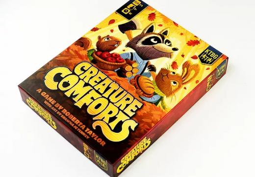 BoardBros vydají v češtině hru se zvířátky Creature Comforts