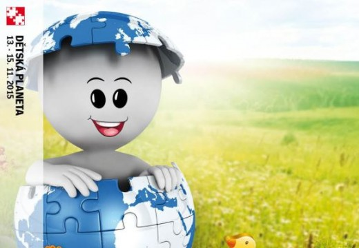 Veletrh hraček, her a dětských potřeb Dětská planeta začíná v pátek 13. listopadu