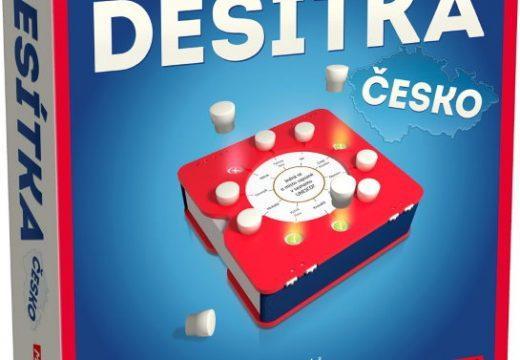 Znalostní hru Desítka si zahrajete v nové variantě Česko