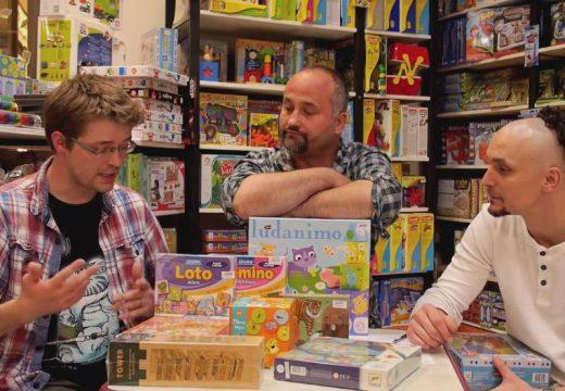 Deskofobie se věnuje hrám pro děti
