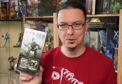 Deskofobie recenzuje hru Hawken Real-Time Card Game