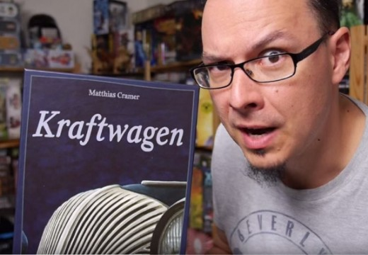 Deskofobie recenzuje hru Kraftwagen