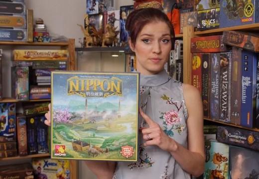 Deskofobie recenzuje hru Nippon