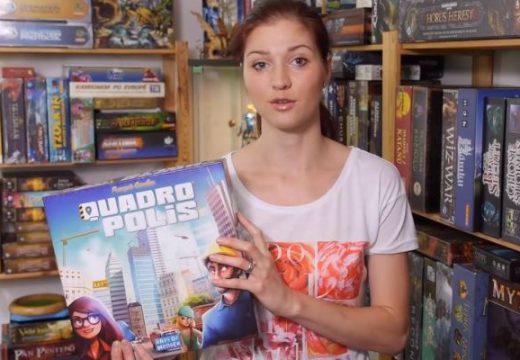 Deskofobie recenzuje hru Quadropolis