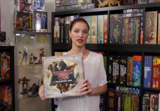 Deskofobie recenzuje hru Summoner Wars: Mistrovská sada