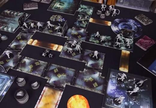 Deskofobie představuje hru Aliens vs Predator: The Hunt Begins