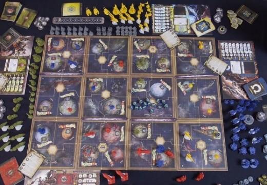 Deskofobie představuje epickou hru Forbidden Stars