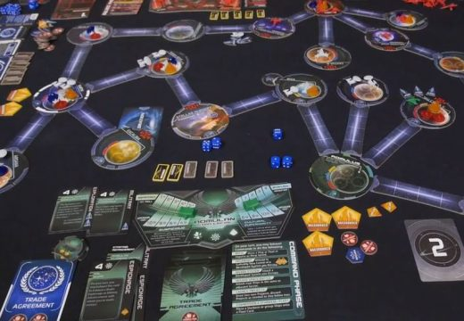 Deskofobie představuje hru Star Trek Ascendancy