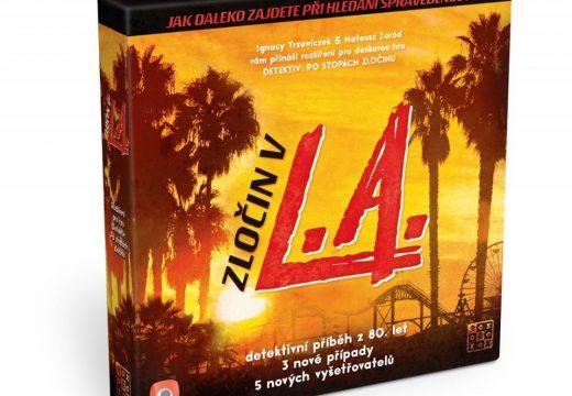 Detektiv vyšetřuje Zločin v L.A.