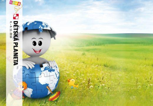 Pozvánka: Od pátku 4. listopadu můžete navštívit Dětskou planetu