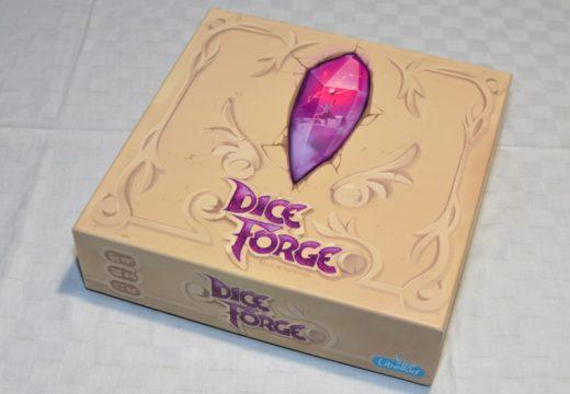 Ukovejte své kostky v Dice Forge