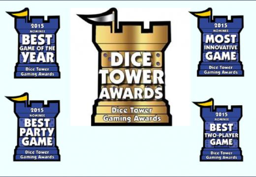 Jaké jsou nejlepší hry roku 2015 podle Dice Tower