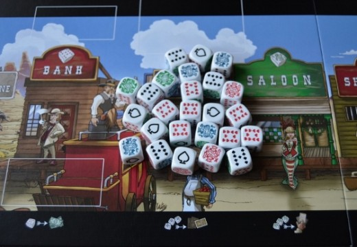 Recenze: Dice Town