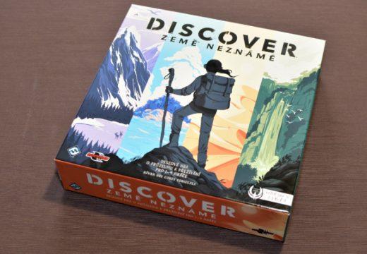 Bojujte o přežití ve hře Discover: Země neznámé