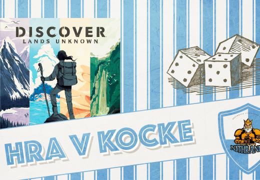 Jak se hraje Discover: Země neznámé (videonávod)