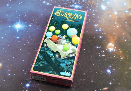 Dixit: Mirrors přináší nový balíček karet s fantastickými obrazy