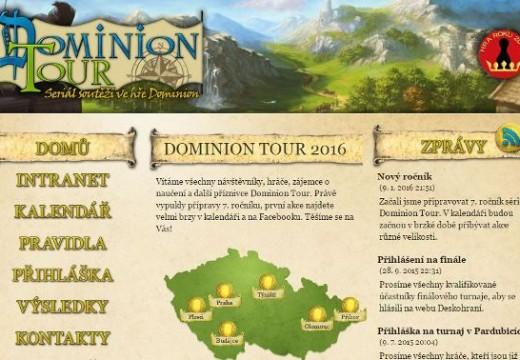 Odstartoval nový ročník Dominion Tour 2016