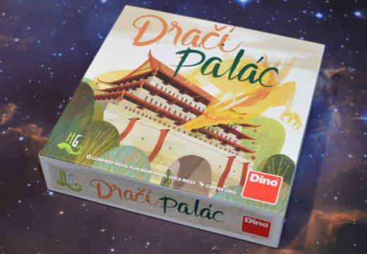 Dračí palác je rodinná strategie s nádechem Mahjongu