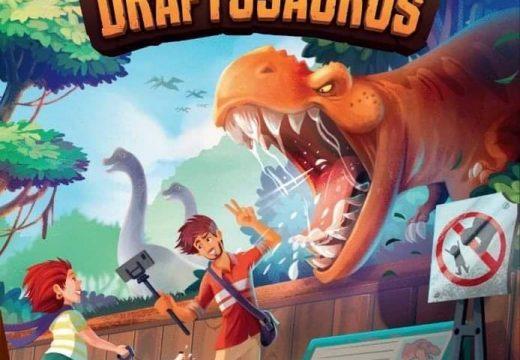 Draftosaurus dorazil REXhrám do skladu