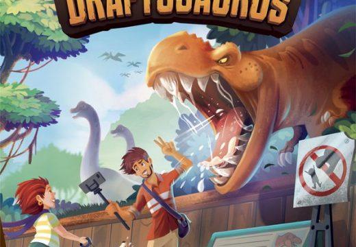 Do Vánoc přijde Draftosaurus