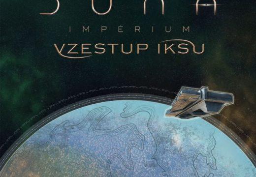 Duna: Impérium bude mít rozšíření Vzestup Iksu