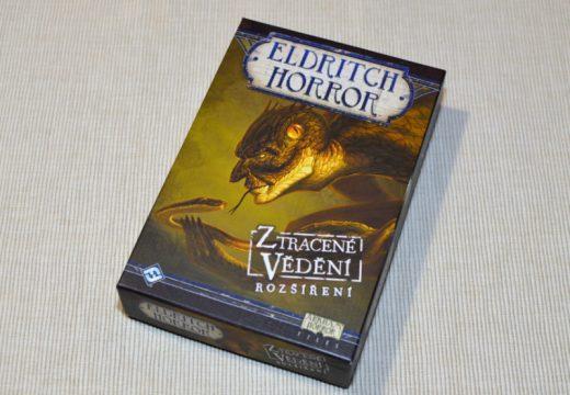 Ztracené vědění rozvíjí příběh hry Eldritch Horror