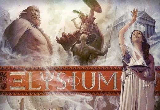 S Elysiem ožívají bohové starověkého Řecka