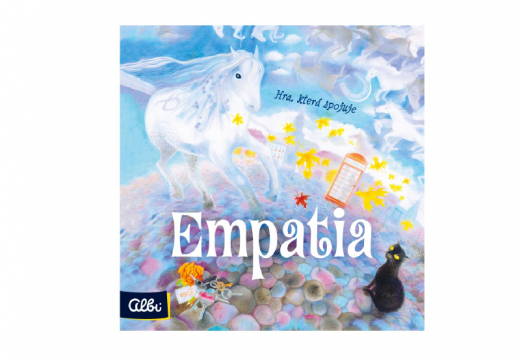 Vyzkoušejte původní českou hru Empatia, která je plná fantazie