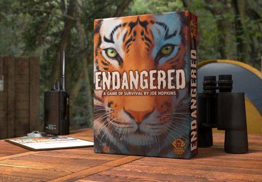 Ve hře Endangered budete zachraňovat tygry a další chráněná zvířata