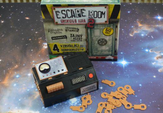 Escape Room 2 přináší nová úniková dobrodružství
