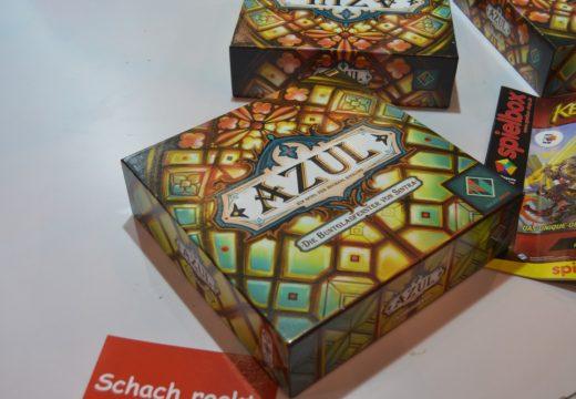 MindOK vydá hru Azul: Stained Glass of Sintra