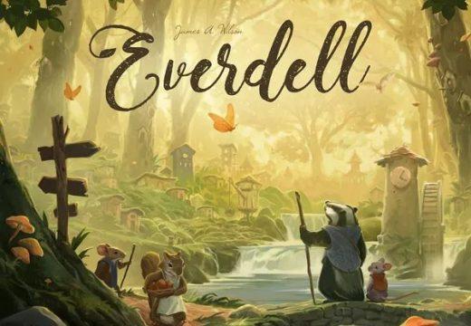 REXhry vydají hru Everdell