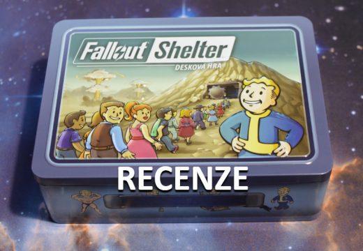 Recenze: Fallout Shelter – desková hra