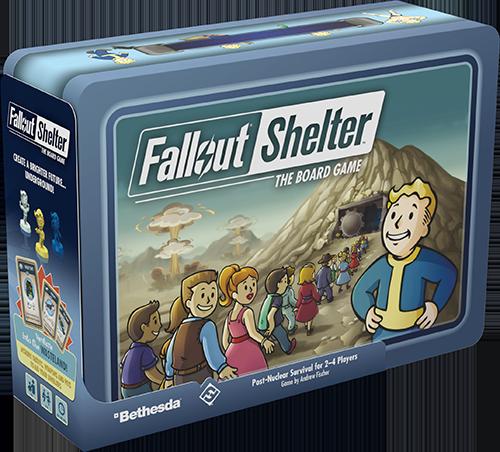 Nová hra Fallout Shelter se objeví na jaře