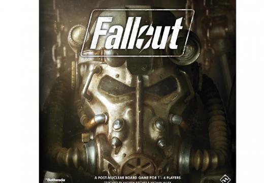 Blackfire vydá v češtině deskovou hru Fallout