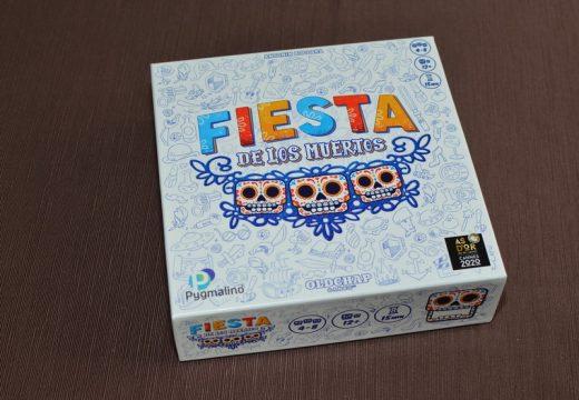 Blíží se Dušičky, zahrajte si hru Fiesta de los Muetos