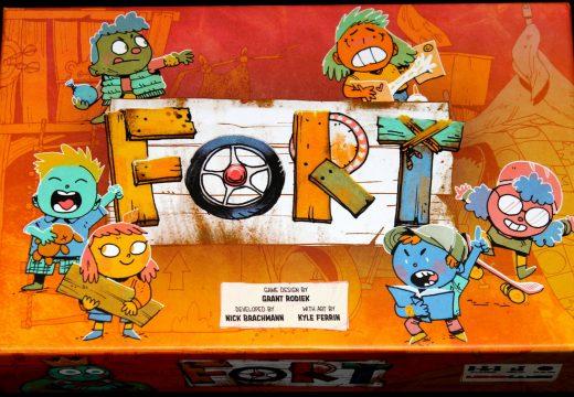 Fox in the Box chystá rodinnou hru Fort