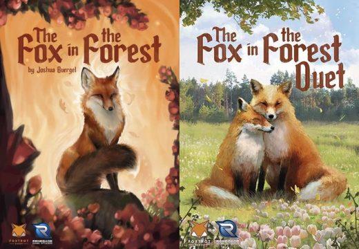 Štychovku Fox in the Forest připravuje MindOK
