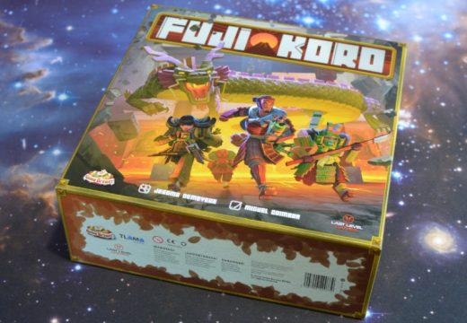 Recenze: Fuji Koro – Projděte aktivní sopkou