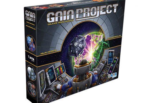 Hru Gaia Project: Galaxie Terra Mystica u nás vydá TLAMA games