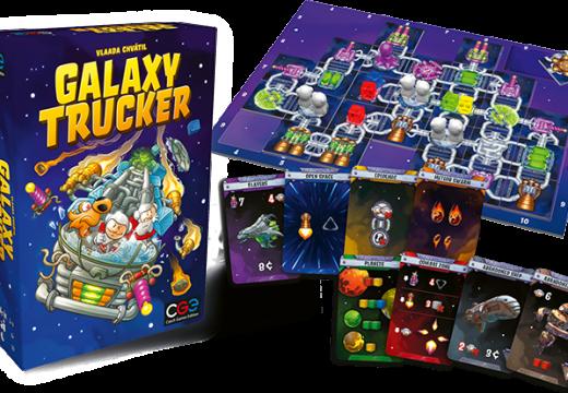 Galaxy Trucker vyjde v nové edici
