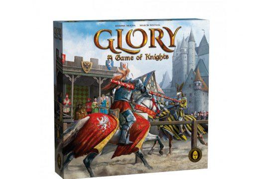 Hra Glory: A Game of Knights již dorazila