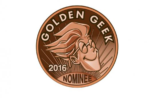 Jaké jsou nominace na ceny Golden Geek Awars 2016