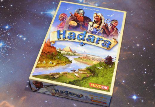 Recenze: Hadara