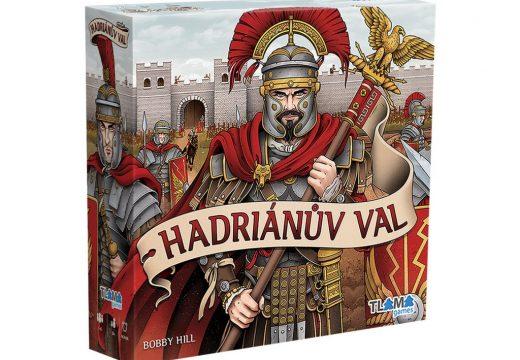 Hra Hadriánům val vyjde v češtině