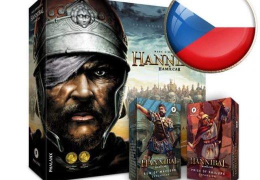 Hannibal a Hamilcar budou v češtině