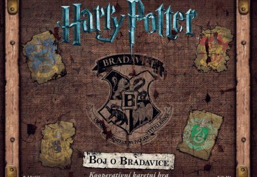 Harry Potter je tu. Boj o Bradavice může začít