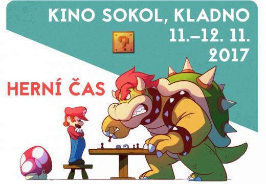 Pozvánka: Festival Herní čas se uskuteční na Kladně