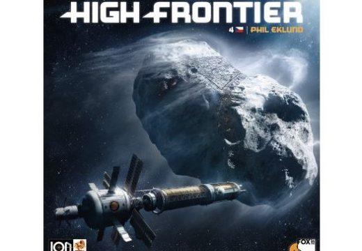 S hrou High Frontier již můžete začít dobývat vesmír