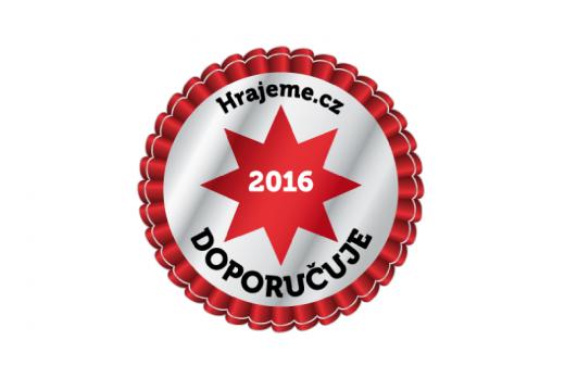 Vyhlašujeme Doporučené hry Hrajeme.cz 2016
